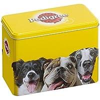 PEDIGREE Jubiläums Box, Snack Caja para Guardar hundelec