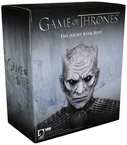 Dark Horse Deluxe Game of Thrones The Night's King Bust (Game Of Thrones King)