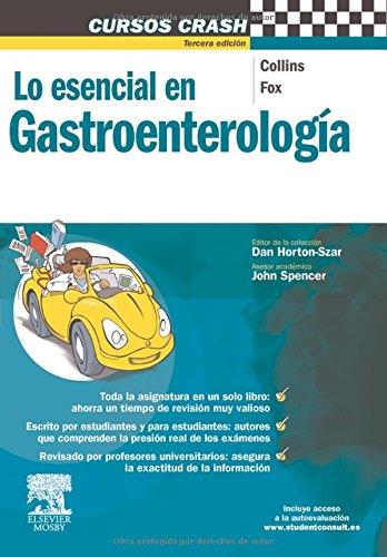 Lo Esencial En Gastroenterología Incluye Plataforma Online De Autoevaluación