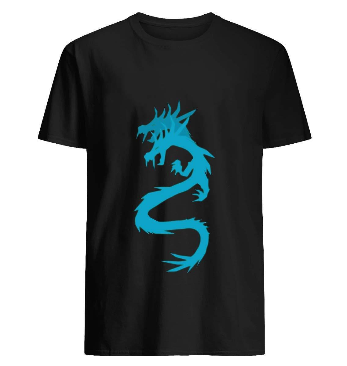 Blue Dragon 74 T Shirt For Unisex