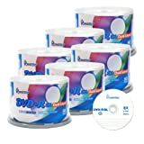 Smart Buy Logo 300 Pack DVD Plus R Dvd+r Dl 8.5gb 8x Double Layer Blank Data Record 300 Discs Spindle