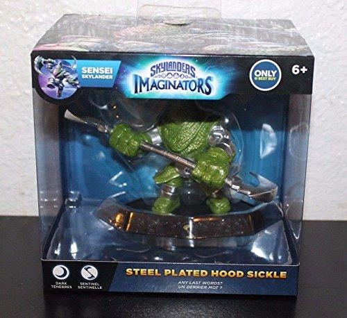 Skylanders Imaginators Steel Plated Hood Sickle ()
