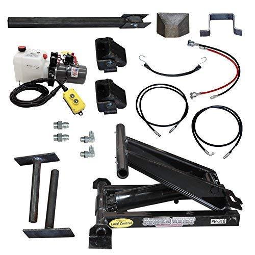 3 Ton (6,000 lb) Dump Trailer Hydraulic Scissor Hoist Kit - PH310 ()