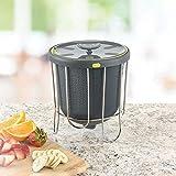 Polder Kitchen Composter-Flexible silicone bucket