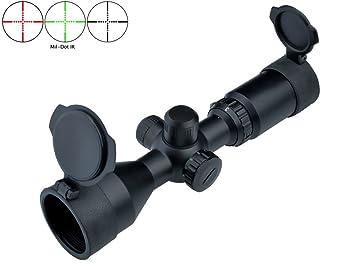 Zielfernrohr Mit Entfernungsmesser : Uuq taktisch 4x32 kompakt .223 .308 zielfernrohr entfernungsmesser