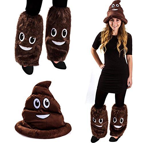 emoticon poop dress - 2