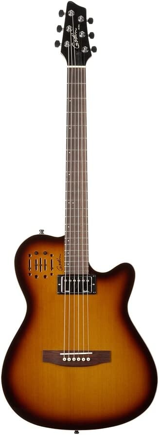 A6 Ultra CB HG Cognac Burst Highgloss