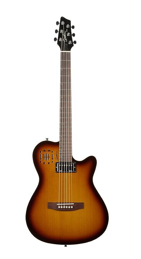 A6 Ultra CB HG Cognac Burst Highgloss: Amazon.es: Instrumentos ...