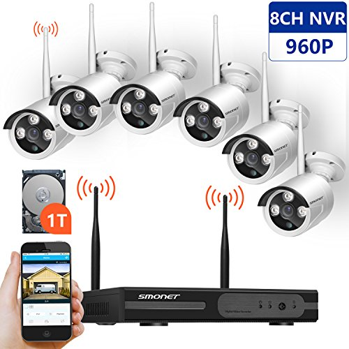 Expandable System Wireless Security Camera System,SMONET ...