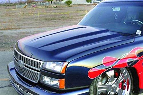 Reflexxion 708600 2005-2007 Chevrolet Steel Cowl Induction Hood - Primered