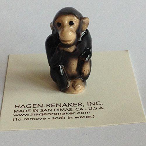 Hagen Renaker Ceramic Monkey 00414 for sale  Delivered anywhere in USA
