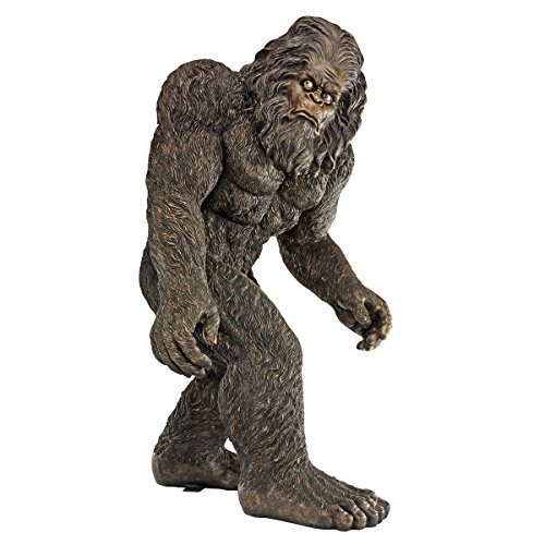 Design Toscano Bigfoot the Giant Life-size Yeti Statue