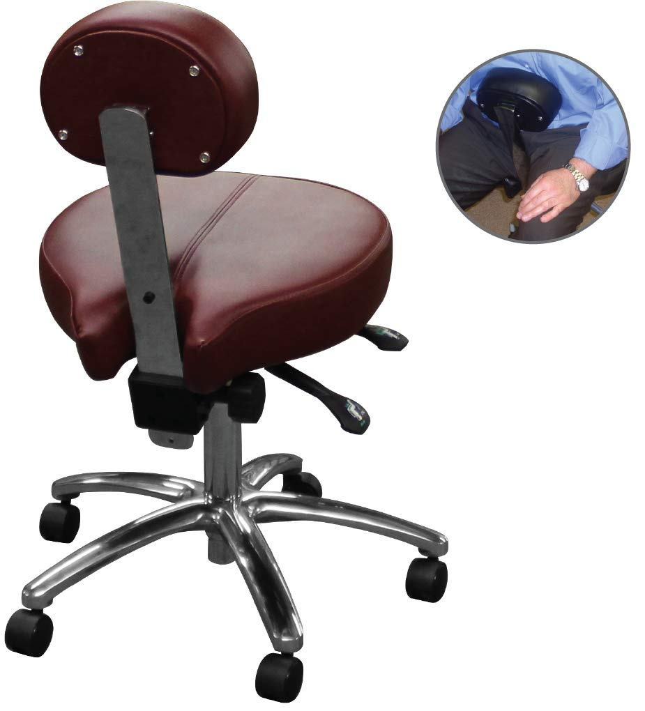 Relax The Back, Front Support Pillow Stool