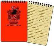 Rite in the Rain Sportsmans Big Game Hunting Journal