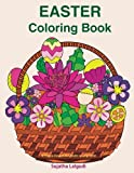 Easter Coloring book: 30 Simple Designs for adults