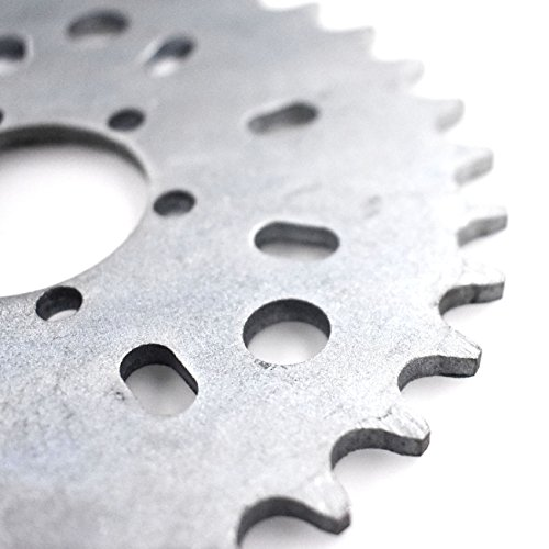 415 Chain 80cc 66cc 60cc 49cc Gas Engine Motor Bike Parts Sprocket 32 Tooth