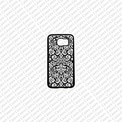 Krezy Case Samsung Note 5 Case, Cute Samsung Note 5 Cover, Colorful Damask Pattern