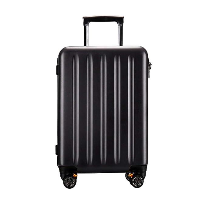 ADEMI Candado TSA Maleta De Viaje Cabina,Maleta De 4 Ruedas,Maleta Rígida,Trolley: Amazon.es: Ropa y accesorios