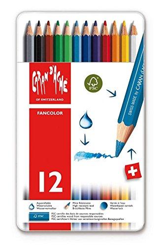 Caran dAche Fancolor Pencils Colors product image