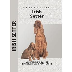 Irish Setter (Comprehensive Owner's Guide) 1