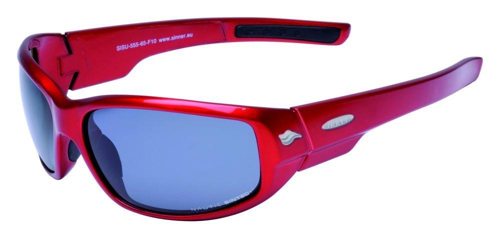 Sinner Sonnenbrille ( red Gr. OS ) SISU-555-65-F10 rSeAuQ