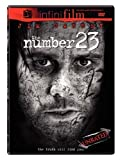 The Number 23 (Unrated Infinifilm Edition) [DVD] by New Line Home Video