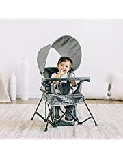 Baby Delight Go With Me Chair, Gray