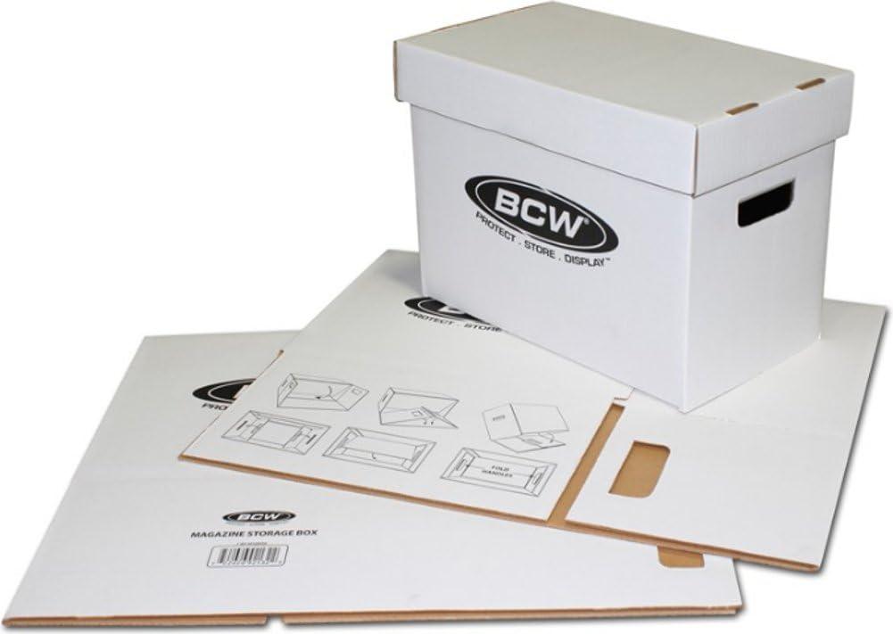 BCW Magazine Storage Box - 5 ct
