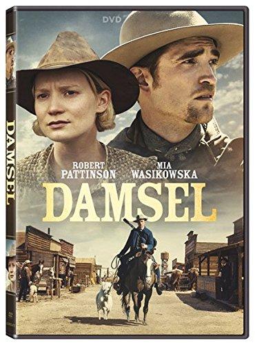 Book Cover: DAMSEL
