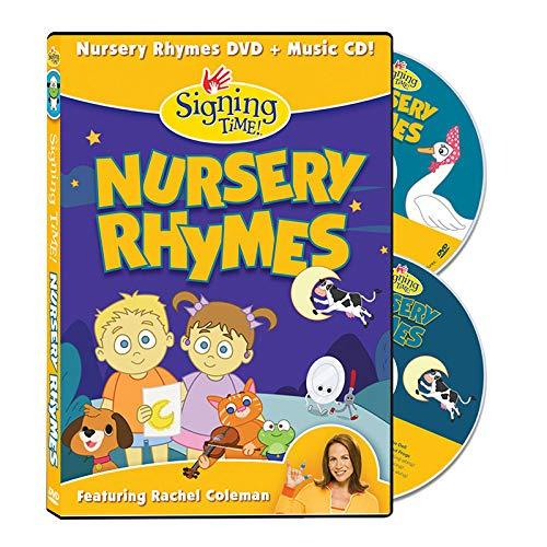 Signing Time Nursery Rhymes