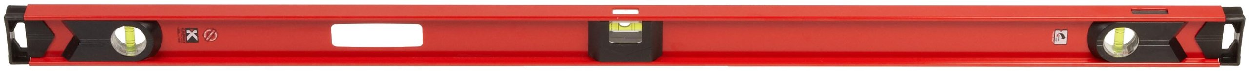 Kapro 150-81-48 I-Beam Level with Plumb Site, 48-Inch