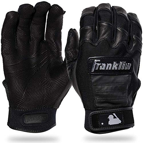 Franklin Sports CFX Pro Full Color Chrome Series Batting Glo