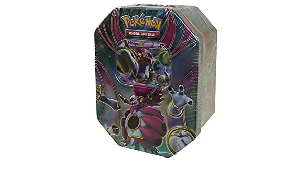 Pokemon Hoopa EX Power Beyond Fall Collector Tin 2015 Sealed ...