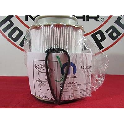 Mopar 68157291AA 6815 7291AA, Fuel Filter: Automotive