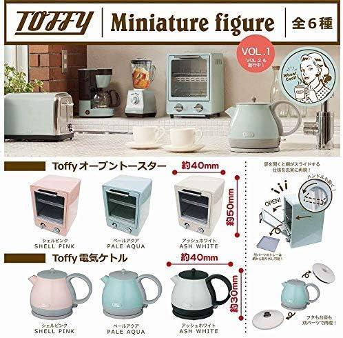 J Dream TOFFY miniature figures Gashapon 6 set mini figure