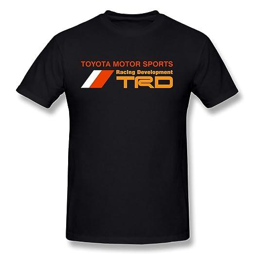 Amazon.com  Leuis Men s TRD T-Shirt XL Black  Clothing cab7fd5efab6