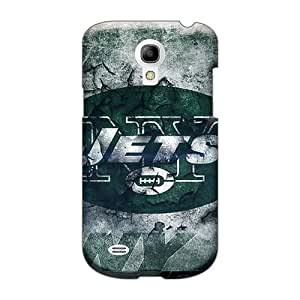 Samsung Galaxy S4 Mini CTE29009tNff Support Personal Customs Attractive New York Jets Image Shockproof Hard Phone Cover -RichardBingley