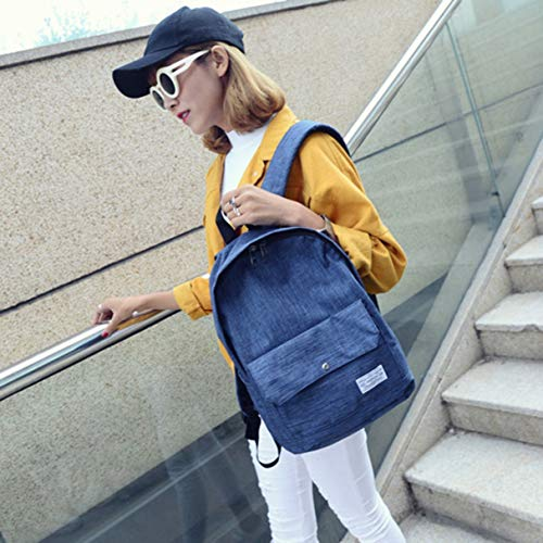 sac sac sac à élégant dos et de toile voyage d'école preppy sac mignon simple dos à à style en dos étudiant Mode vOEgwqw