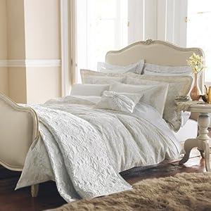 Sanderson Bedding Alexandria Kingsize Duvet Cover Ivory