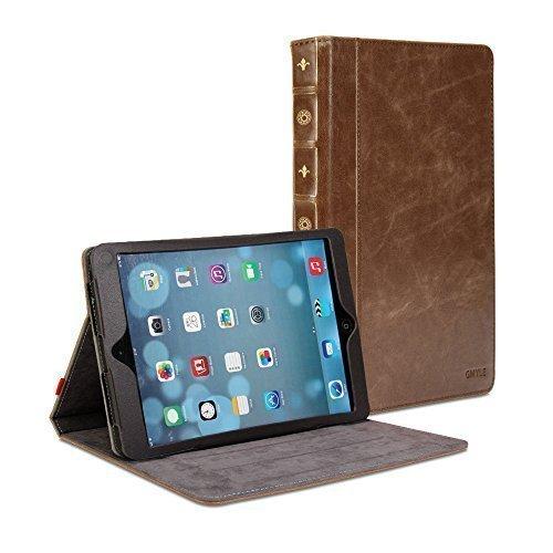 iPad Air Case Book Vintage