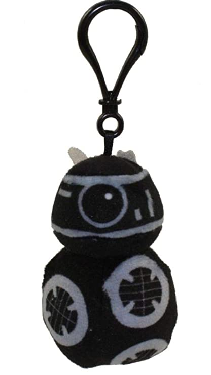 Amazon.com: Funko Star Wars BB-9E Mini Llavero de felpa con ...
