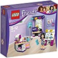 LEGO - 41115 - Friends - Jeu de Construction - L'Atelier de Couture d'Emma