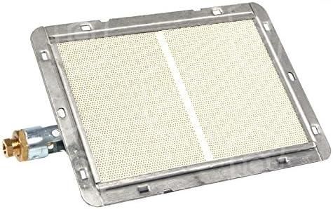 85 mm 4 kW 580 mm B Keramikbrenner L