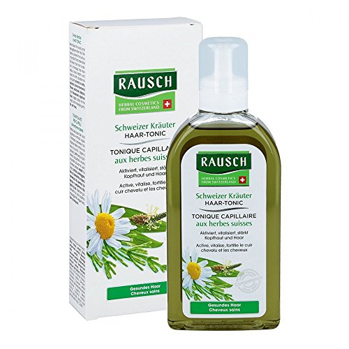 Hair Volume Tonic (RAUSCH Swiss Herbal Hair Tonic 200 ml)