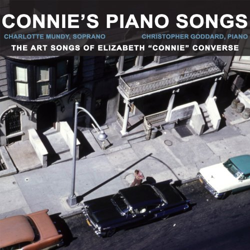 "Price comparison product image Connie's Piano Songs: The Art Songs of Elizabeth ""Connie"" Converse"