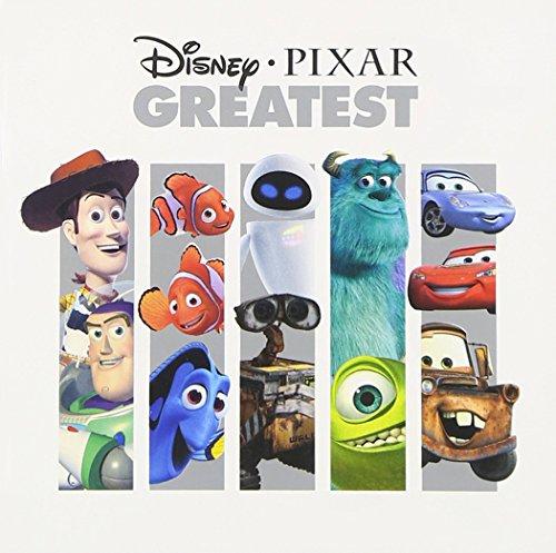 - Disney Pixar Greatest