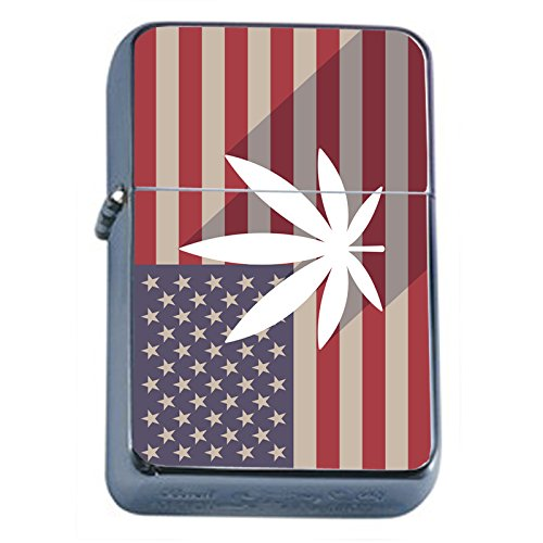 American-Weed-Legalize-420-Flip-Top-Oil-Cigarette-Lighter