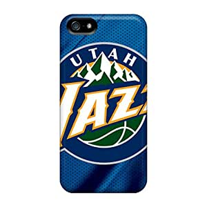 Blowery Perfect Tpu Case For Iphone 5/5s/ Anti-scratch Protector Case (washington Wizards)