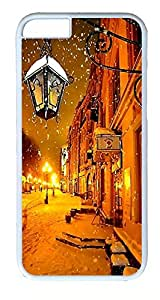 iPhone 6 Plus Cases, ACESR Plastic Hard Case Cover for Apple iPhone 6 Plus (5.5inch Screen) White Border Moscow...