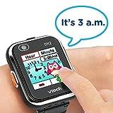 VTech KidiZoom Smartwatch DX2, Black